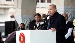 """Erdoğan: """"Cami merkezli bir hayatı teşvik etmemiz gerekiyor"""""""