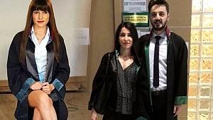 Etek boyu tartışmasıyla Türkiye gündemine oturan Avukat! Aynı etek ile adliyede poz verdi!