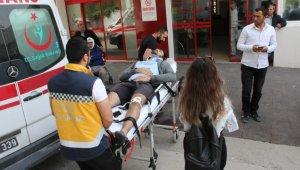 Fabrikada patlama: 8 yaralı - Bursa Haberleri