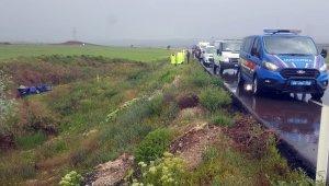 Feci kazada 2 polis hayatını kaybetti