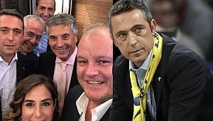 Fenerbahçeli isim yönetimden istifa etti