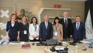 Fethiye Belediyesi'nden Nilüfer'in örnek projelerine inceleme - Bursa Haberleri