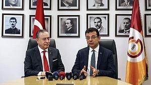 Galatasaray'dan yeni İmamoğlu açıklaması