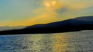 Gökyüzünde dev kartal görüntüsü hayran bıraktı - Bursa Haberleri