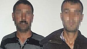 Gözaltına alınan depo hırsızı: