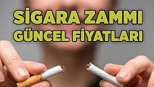 Sigara Zammı, Zamlı Sigara Fiyatları, Winston, Camel, Monte Carlo, Viceroy, Kent, Pall Mall, Muratti, Marlboro, Parliament, Lark, Ld Marka Sigaraları Kaç Para Oldu? 2019 Sigaraların Zamlı Fiyat Listesi