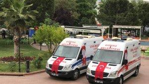 Gürsu Belediyesi 2 sağlık aracına kavuştu - Bursa Haberleri