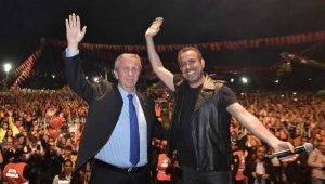 Haluk Levent'ten, Ankara'da 19 Mayıs coşkusu
