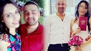 Hamile eşini 7 yerinden bıçakladı, Her yerde aranıyor