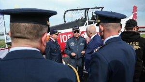 Hava Kuvvetleri Komutanı Küçükakyüz, Genç Kartallar etkinliğine katıldı