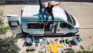 Hayallerini gerçekleştirdiler, Türkiye turuna çıktılar - Bursa Haberleri