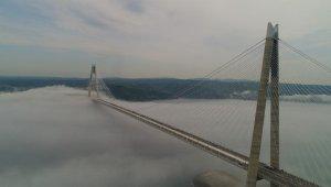 Hızlı uçuşa en hızlı rota; Yavuz Sultan Selim Köprüsü