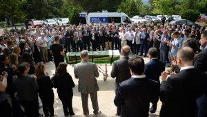 Hukukçu Atabey'e üniversiteden son veda - Bursa Haberleri