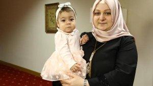 14 yıl boyunca anne olmayı istedi... ilk defa Anneler Günü'nü kutladı