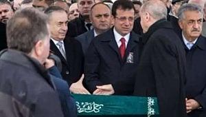 İmamoğlu, Erdoğan'ın elini sıkmamasına üzülmüş