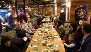İnegöl'de şehit ve gazi aileleri iftarda buluştu - Bursa Haberleri