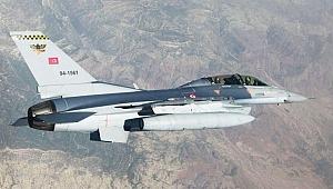 Irak'ın kuzeyinde PKK hedefleri vuruldu