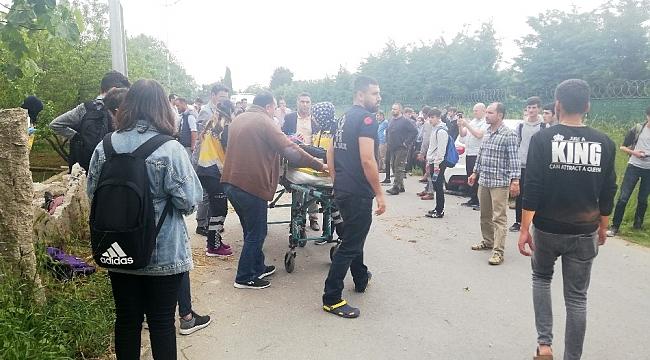 İstanbul'da 'drift' terörü: 7 lise öğrencisi yaralandı