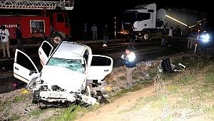 Kahreden Kaza! 2 Polisin Korkunç Ölümü... Meslektaşları Yasa Boğuldu!