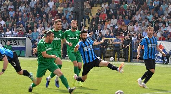 Karacabey Belediyespor 2. Lig umutlarını bitirdi - Bursa Haberleri