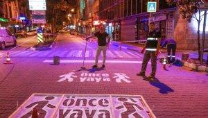 Karacabey'de 'Önce Yaya' - Bursa Haberleri