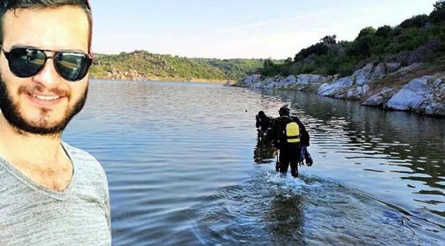 Kayıp gencin baraj gölünde cesedi bulundu