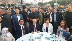 """Kılıçdaroğlu: """"İmamoğlu, CHP'nin adayı olmaktan çıktı"""""""