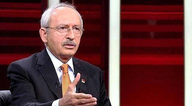 Kılıçdaroğlu'ndan canlı yayında Ahmet Davutoğlu itirafı