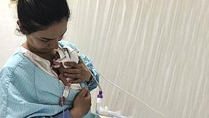 Korkunç kazada prematüre doğum yaptı... Alkollü sürücü kusurlu bulunmadı