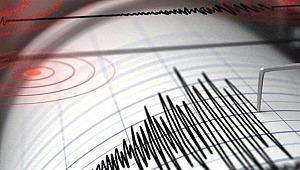 Manisa Soma'da korkutan deprem