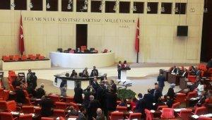 Meclis'te HDP'nin önerisi kabul edilmedi, tartışma çıktı