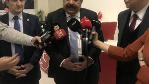 """MHP Genel Başkan Yardımcısı Yıldız: """"1946 seçimlerinde de iptal yoluna gitselerdi"""""""