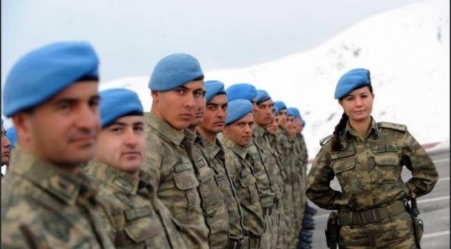 MHP'li vekilden 'kadınlar da askerlik yapabilsin' önerisi