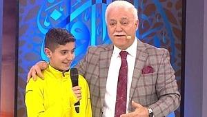 Müslüman olmak isteyen çocuğa yardımcı olan Nihat Hatipoğlu'ndan ilk açıklama