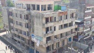 Mustafakemalpaşa'da belediye iş hanının yıkımına başlandı - Bursa Haberleri