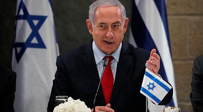 """Netanyahu: """"Golan Tepelerinde Trump şehrinin yerini buldum"""""""