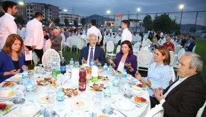 Nilüfer ailesi iftarda buluştu - Bursa Haberleri
