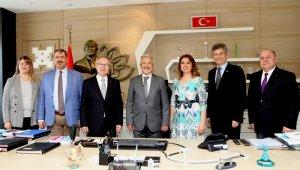 Nilüfer'in çevre projesine sanayicilerden destek - Bursa Haberleri