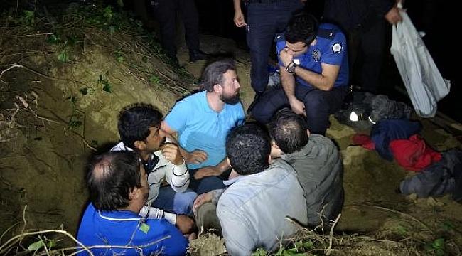Ölü taklidi yapmışlardı... Kaçak defineciler kazıyı bakın nerede planlamış - Bursa Haberleri