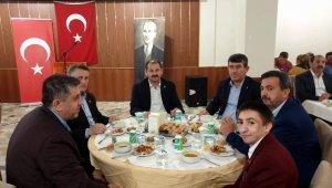Orhaneli'de Ak Parti İlçe Teşkilatı iftar yemeğinde buluştu - Bursa Haberleri