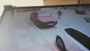 Otomobil ile motosiklet çarpıştı - Bursa Haberleri