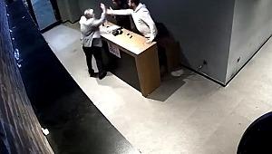 Patronu tarafından dövülen kadın çalışan konuştu