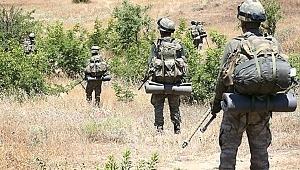 Pençe Harekatı'nda 2 askerimiz yaralandı
