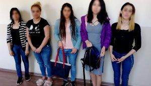Polis 40 gün boyunca takip etmişti... Fuhuş operasyonunda 6 tutuklama