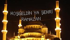 Ramazan'da ilk teravih namazı ne zaman? İşte il il sahur ve iftar saatleri