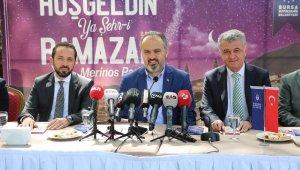 Ramazan iklimi Bursa'yı sarıyor - Bursa Haberleri