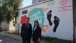 Sağlık için 'Her gün 10 bin adım' trafoda - Bursa Haberleri