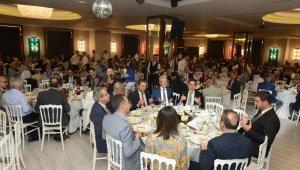 Şehit aileleri ve gaziler Nilüfer Belediyesi iftarında buluştu - Bursa Haberleri