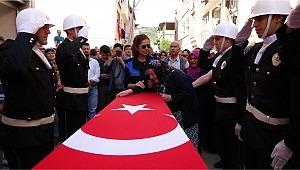 Şehit polis memurunun cenazesi babaevinde - Bursa Haberleri