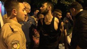 Suriyelilerin 'bank' kavgasında kan aktı: 1 yaralı, 10 gözaltı - Bursa Haberleri